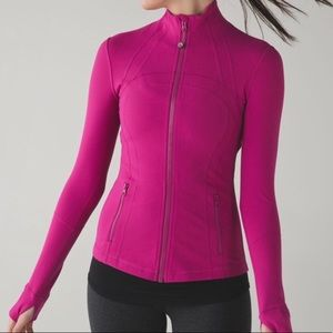 Lululemon | Raspberry Pink Define Jacket